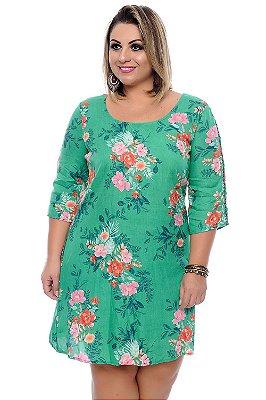 Vestido Plus Size Ellora