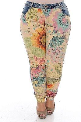 Calça Jeans Plus Size Syndra