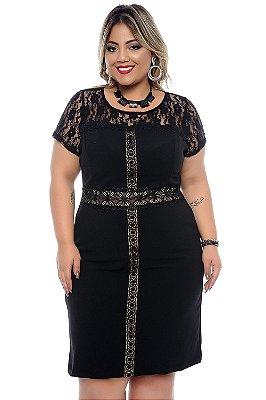 Vestido Plus Size Bethany