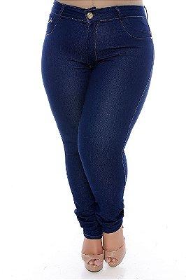 Calça Skinny Plus Size Charmyla