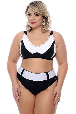 Biquíni Plus Size 3 em 1 Bali