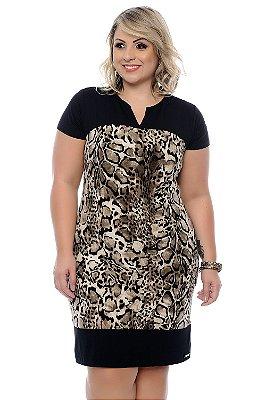 Vestido Plus Size Belle