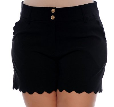 Shorts Plus Size Aldine