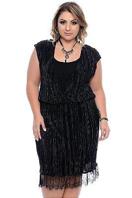 Vestido Plus Size Janaica