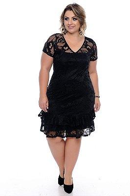 Vestido Plus Size Benedita