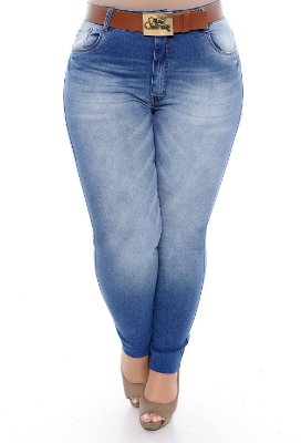 Calça Jeans Plus Size Demi