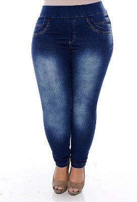 Calça Jeans Plus Size Dalle