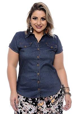 Camisa Plus Size Ivânia