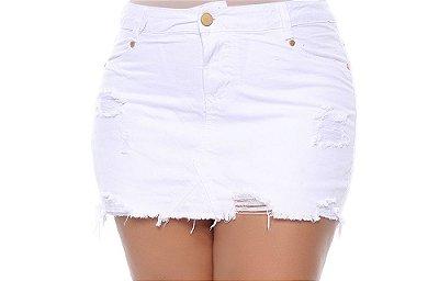 Shorts Saia Plus Size Iara