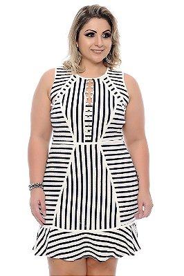 Vestido Plus Size Kauane