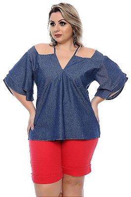 Blusa Plus Size Palma