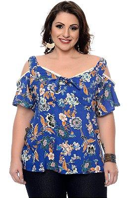 Blusa Plus Size Freya