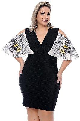 Vestido Plus Size Neuma