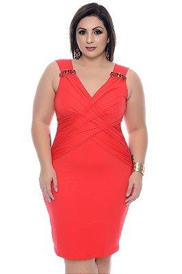 Vestido Plus Size Rubi