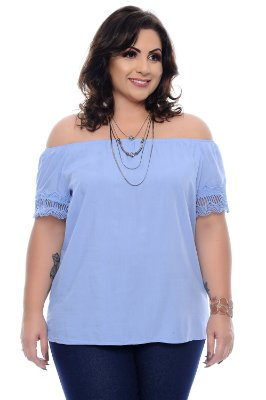 Blusa Plus Size Wendy