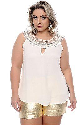 Blusa Plus Size Clera