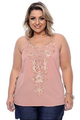 Blusa Plus Size Kenzie