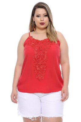 Blusa Plus Size Mari