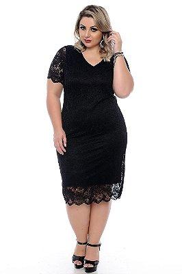 Vestido Plus Size Caroline