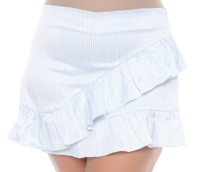 Shorts Saia Plus Size Samila