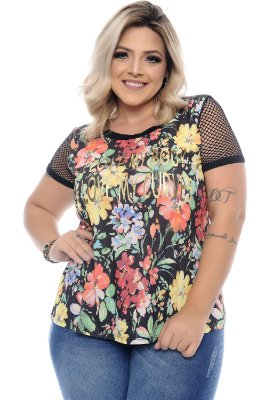 T-shirt Plus Size Holly