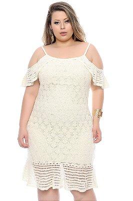 Vestido Plus Size Alessandra