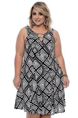Vestido Plus Size Hebe