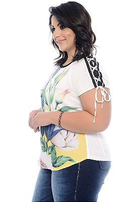 Blusa Plus Size Enide