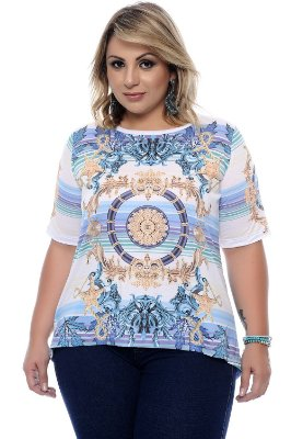 T-shirt Plus Size Haley