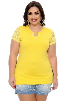 Blusa Plus Size Brooke