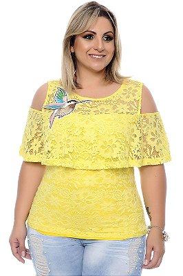 Blusa Plus Size Landara