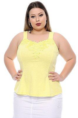 Blusa Plus Size Ynis