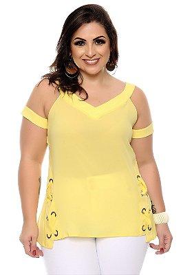 Blusa Plus Size Sirena