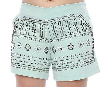 Shorts Plus Size Yohana