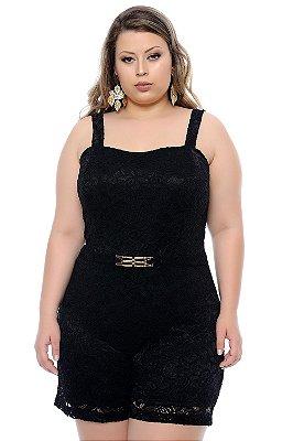 Macacão Plus Size Katriel