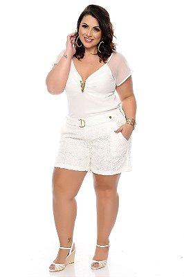 Shorts Plus Size Yamilet