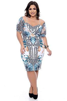 Vestido Plus Size Franco