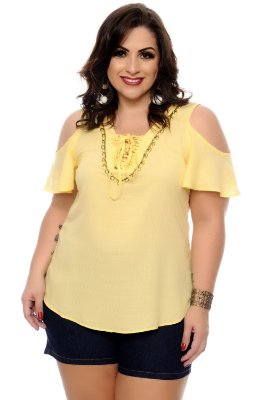 Blusa Plus Size Jully