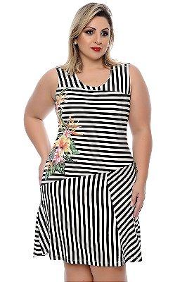 Vestido Plus Size Dette