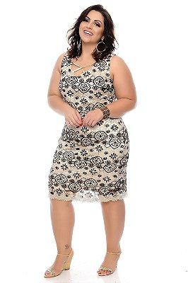 Vestido Plus Size Daliena