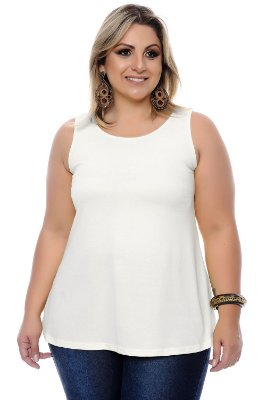 Regata Plus Size Mayana