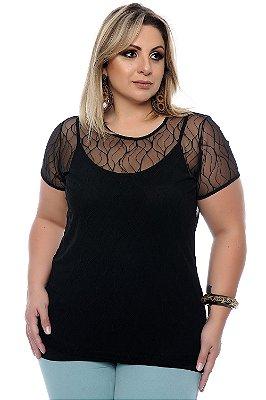Blusa Plus Size Katy
