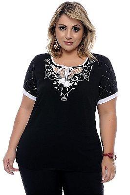 Blusa Plus Size June