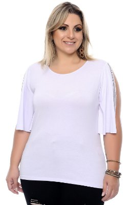 Blusa Plus Size Ayse