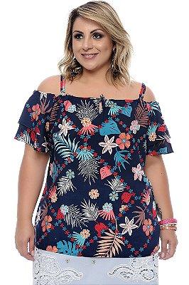 Blusa Plus Size Leah