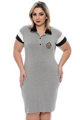 Vestido Plus Size Nerys