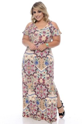 Vestido Plus Size Hollie