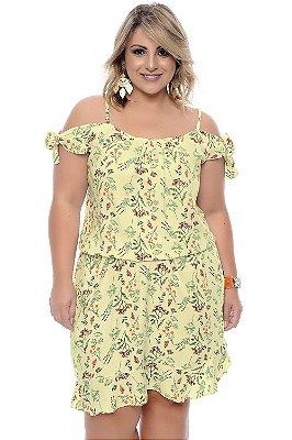 Vestido Plus Size Libby