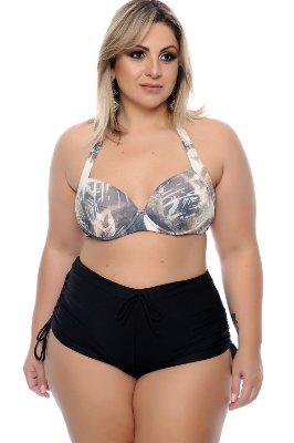 Top Plus Size Kauepa