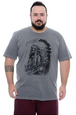 Camiseta Plus Size Micael